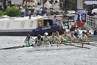 Henley, GREAT BRITAIN, Princess Elizabeth Challenge Cup,  Berks Station Eton College, 2008 Henley Royal Regatta  on Saturday, 05/07/2008,  Henley on Thames. ENGLAND. [Mandatory Credit:  Peter SPURRIER / Intersport Images] Rowing Courses, Henley Reach, Henley, ENGLAND . HRR