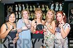 Glitz & Glamour :Attending the Glitz & Glamour evening hoststed by Changes Hair & Beauty Salon in Listowel on Wednesday 3rd November to showcase the Shira Designer Jewellery were Sunny O'Riordan, Yvanna Michelak, Lisette Sheehy, Marguierite Dowling & Lynda O'Sullivan.