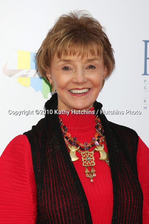 "Peggy McKay.arrives at ""The Art of Compasion PCRM 25th Anniversary Gala"".The Lot.Los Angeles, CA.April 10, 2010.©2010 Kathy Hutchins / Hutchins Photo..."