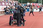 29.07.2017, Heinz-Dettmer-Stadion, Lohne, GER, FSP, SV Werder Bremen vs West Ham United<br /> <br /> im Bild<br /> Alexander Nouri (Trainer SV Werder Bremen) begrüßt Slaven Bilic (West Ham Trainer / Head Coach), <br /> <br /> Foto © nordphoto / Ewert