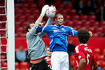Aberdeen v St Johnstone... 23.07.11   SPL Week 1.New saints signing Marcus Haber and David Gonzalez.Picture by Graeme Hart..Copyright Perthshire Picture Agency.Tel: 01738 623350  Mobile: 07990 594431