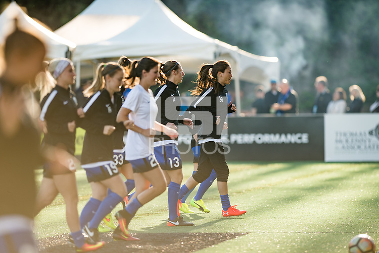 Seattle, WA - April 15th, 2017: Rumi Utsugi during a regular season National Women's Soccer League (NWSL) match between the Seattle Reign FC and Sky Blue FC at Memorial Stadium.