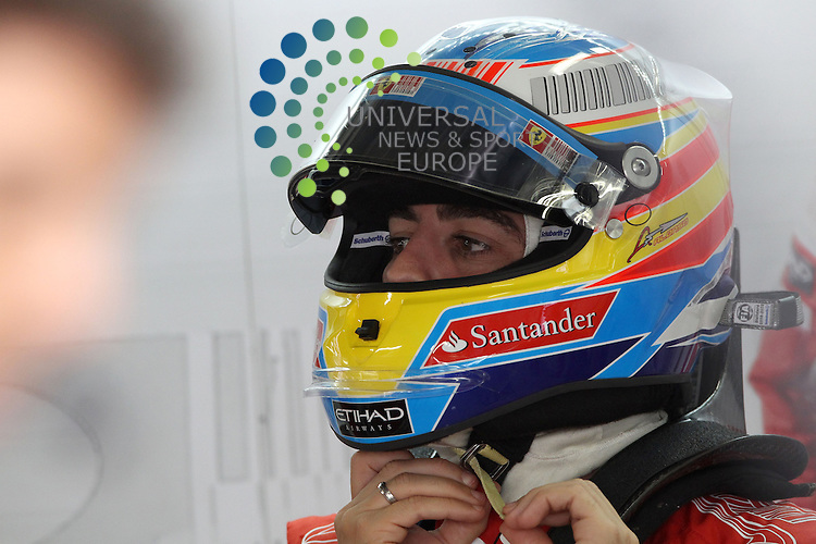 F1 GP of Japan, Suzuka  08.- 10. Okt. 2010.Fernando Alonso (ESP),  Scuderia Ferrari ...Picture: Hasan Bratic/Universal News And Sport (Europe) 8 October 2010.