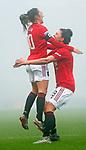 19.01.2020 Manchester Utd Women v Tottenham Women