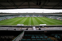 General view ahead of the Sky Bet League 1 match between Plymouth Argyle and Fleetwood Town at Home Park, Plymouth, England on 7 October 2017. Photo by Mark  Hawkins / PRiME Media Images.