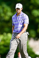 March 28, 2009, Arnold Palmer Invitation. Tiger Woods tees off on the 15th tee during third round play  at Bay Hill Golf Club in Orlando, Florida...