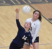 Volleyball: Bentonville West vs Webb City 8/30/16
