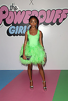 LOS ANGELES, CA - MARCH 8: Skai Jackson, at Christian Cowan x The Powerpuff Girls_ Inside at City Market Social House in Los Angeles, California on March 8, 2019. <br /> CAP/MPIFS<br /> &copy;MPIFS/Capital Pictures