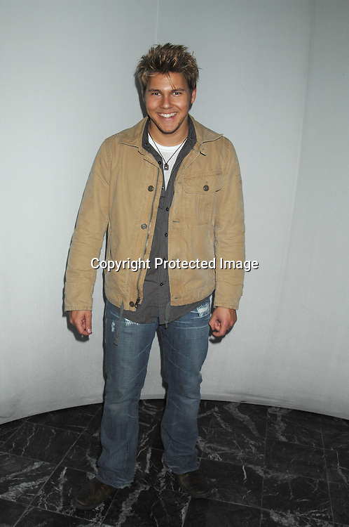 """Scott Clifton of General Hospital ..at the afterparty for The 3rd Annual """"ABC Daytime Salutes Broadway Cares/Equity Fights Aids """" Benefit at the Marriott Marquis in New York on February 25, 2007. ..Robin Platzer, Twin Images.."""
