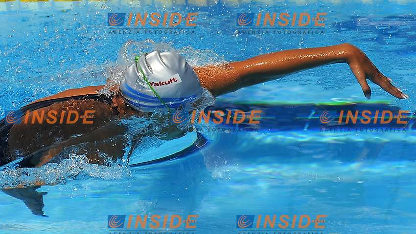 Roma 30th July 2009 - 13th Fina World Championships From 17th to 2nd August 2009....Swimming heats..Women's 4x200m freestyle..Renata Spagnolo (Team Italy) ....photo: Roma2009.com/InsideFoto/SeaSee.com