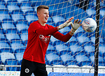 Jake Eastwood of Sheffield Utd during the Championship match at the Cardiff City Stadium, Cardiff. Picture date: August 15th 2017. Picture credit should read: Simon Bellis/Sportimage
