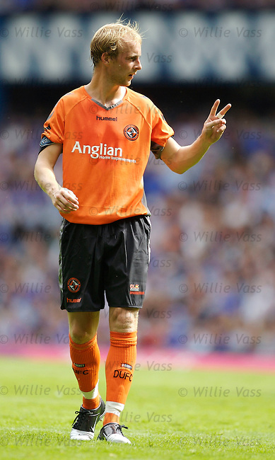 Stuart Duff, Dundee Utd.stock season 2006-2007.pic willie vass