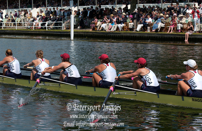 Henley Royal Regatta, Rowing Courses, Henley Reach, Henley, ENGLAND [Mandatory credit; Peter Spurrier/Intersport Images] 2006 . HRR.