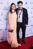 NEW YORK, NY 21.11.2016 - EMMY-2016 - Sebastian Mignogna durante tapete vermelho do Emmy Internacional 2016 prêmio dos melhores atores e novelas da TV, em Nova York, nos Estados Unidos na noite desta segunda-feira, 21. (Foto: Vanessa Carvalho/Brazil Photo Press)