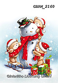 Roger, CHRISTMAS ANIMALS, WEIHNACHTEN TIERE, NAVIDAD ANIMALES, paintings+++++,GBRM2160,#xa#