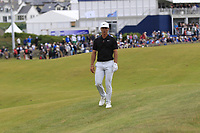 Thorbjorn Olesen (DEN) on the 18th hole during Saturday's Round 3 of the Dubai Duty Free Irish Open 2019, held at Lahinch Golf Club, Lahinch, Ireland. 6th July 2019.<br /> Picture: Eoin Clarke | Golffile<br /> <br /> <br /> All photos usage must carry mandatory copyright credit (© Golffile | Eoin Clarke)