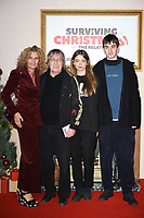 "LONDON, UK. November 21, 2018: Bill Wyman at the ""Surviving Christmas with the Relatives"" premiere at the Vue Leicester Square, London.<br /> Picture: Steve Vas/Featureflash"