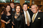 From left: Barbara Van Postman, Paul-David Van Atta, Philamena Baird, Scott Evans and Arthur Baird at the Legacy Community Health Services 11th spring soir?e at Neiman Marcus Sunday May 02,2010.  (Dave Rossman Photo)