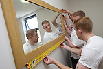 Redrow Homes.LATCH renovation.Childrens Hospital Wales.17.04.13..©Steve Pope