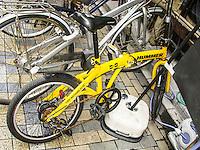 Hummer, Like Nothing Else, Bike in Ota, Japan 2014.