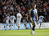 Pictured: Darren Pratley (centre) of Swansea City <br /> Re: Coca Cola Championship, Swansea City FC v Cardiff City at the Liberty Stadium. Swansea, south Wales, Sunday 30 November 2008.<br /> Picture by D Legakis Photography / Athena Picture Agency, Swansea 07815441513