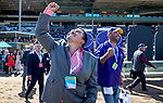 November 2, 2019 : on Breeders' Cup Championship Saturday at Santa Anita Park in Arcadia, California on November 2, 2019. Alex Evers/Eclipse Sportswire/Breeders' Cup/CSM