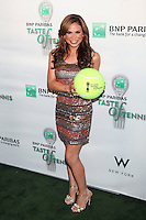 Carolina Bermudez attends the 13th Annual 'BNP Paribas Taste of Tennis' at the W New York.  New York City, August 23, 2012. © Diego Corredor/MediaPunch Inc. /NortePhoto.com<br />