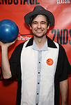attends the Second Stage Theatre 2018 Bowling Classic at Lucky Strike  on February 12, 2018 in New York City.