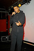 FEB 12 AJ Tracey performing for 'War Child' at the 100 Club