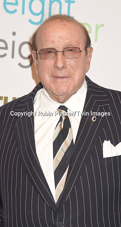 Honoree Clive Davis attends The New Jewish Home Gala Honoring 8 Over 80 on March 12, 2018 at the Ziegfeld Ballroom in New York, New York, USA.<br /> <br /> photo by Robin Platzer/Twin Images<br />  <br /> phone number 212-935-0770