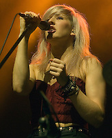 Ellie Goulding headlines at O2 Academy in Glasgow on Friday 29th October 2010... .Pictures: Peter Kaminski/Universal News and Sport (Europe)2010