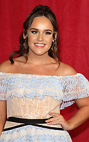 Elle Leach at The British Soap Awards 2019 arrivals. The Lowry, Media City, Salford, Manchester, UK on June 1st 2019<br /> CAP/ROS<br /> ©ROS/Capital Pictures