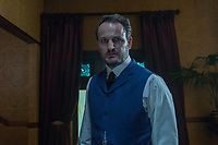 Jason Clarke <br /> Winchester (2018) <br /> *Filmstill - Editorial Use Only*<br /> CAP/RFS<br /> Image supplied by Capital Pictures