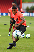Jordon Ibe of AFC Bournemouth during AFC Bournemouth vs Real Betis, Friendly Match Football at the Vitality Stadium on 3rd August 2018