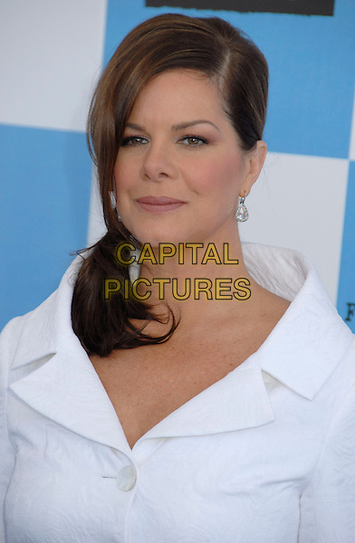 MARCIA GAY HARDEN.The 2007 Independent Spirit Awards held at the Santa Monica Pier, Santa Monica, California, USA..February 24th, 2007.headshot portrait  .CAP/ADM/GB.©Gary Boas/AdMedia/Capital Pictures