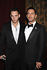 Marc Jacobs and boyfriend Jason Preston..arriving at The 7th on Sale Black Tie Gala Dinner on ..November 15, 2007 at The 69th Regiment Armory in New York. The Fashion Industry's Battle Against HIV and AIDS..will benefit. CFDA and Vogue were 2 of the sponsors...Robin Platzer, Twin Images