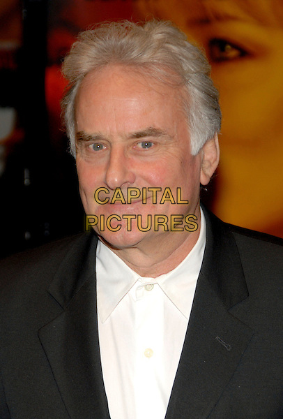 "RICHARD EYRE.Fox Searchlight premiere of ""Notes On a Scandal"" at Cinema 1, New York, NY, USA..December 18th, 2006.headshot portrait .CAP/ADM/PH.©Paul Hawthorne/AdMedia/Capital Pictures *** Local Caption ***"