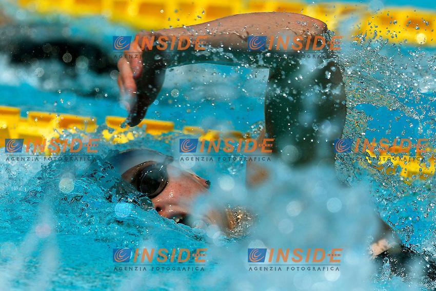 Niam Murphy Ireland 50m Freestyle Women <br /> Roma 13/6/2013 Piscina del Foro Italico <br /> Nuoto 50mo trofeo Settecolli<br /> Settecolli 50th International swimming trophy <br /> Foto Andrea Staccioli Insidefoto