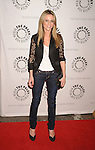 "BEVERLY HILLS, CA. - March 13: Jessalyn Gilsig arrives at The PaleyFest 2010 Presents ""Glee"" at the Saban Theatre on March 13, 2010 in Beverly Hills, California."