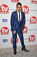 Dr Ranj Singh at the TV Choice Awards 2018, The Dorchester Hotel, Park Lane, London, England, UK, on Monday 10 September 2018.<br /> CAP/CAN<br /> &copy;CAN/Capital Pictures