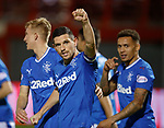 Graham Dorrans scores goal n0 4 from the penalty spot and celebrates