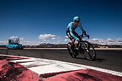 September 5th 2017, Circuito de Navarra, Spain; Cycling, Vuelta a Espana Stage 16, individual time trial; Sergei Chernetski