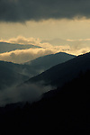 Storm Clearing, Great Smoky Mountains National Park, TN