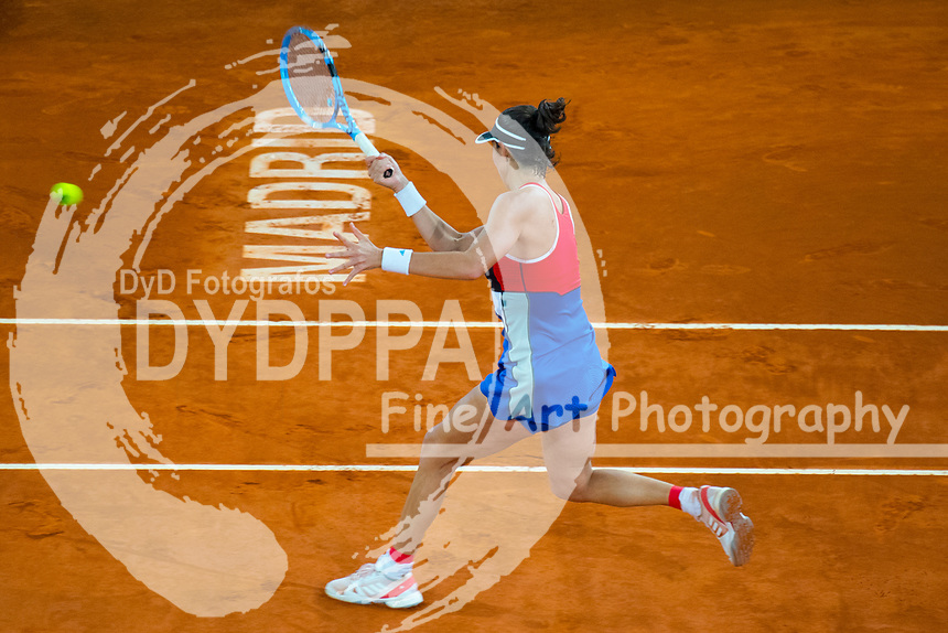Garbine Muguruza Vs Donna Vevik Mutua Madrid Open Tennis Match