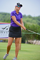 Anna Nordqvist (SWE) watches her tee shot on 9 during round 2 of  the Volunteers of America Texas Shootout Presented by JTBC, at the Las Colinas Country Club in Irving, Texas, USA. 4/28/2017.<br /> Picture: Golffile | Ken Murray<br /> <br /> <br /> All photo usage must carry mandatory copyright credit (&copy; Golffile | Ken Murray)
