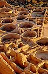 Pueblo Bonito ruin, Chaco Culture National Historical Park, New Mexico