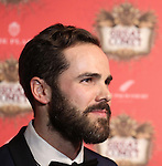 Nicholas Belton attends the after party for the 'Natasha, Pierre & The Great Comet Of 1812' opening night on Broadway at The Plaza Hotel on November 14, 2016 in New York City.