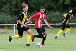 BASILDON UNITED v CLAPTON<br /> ESSEX SENIOR LEAGUE<br /> SATURDAY 29TH JULY 2017