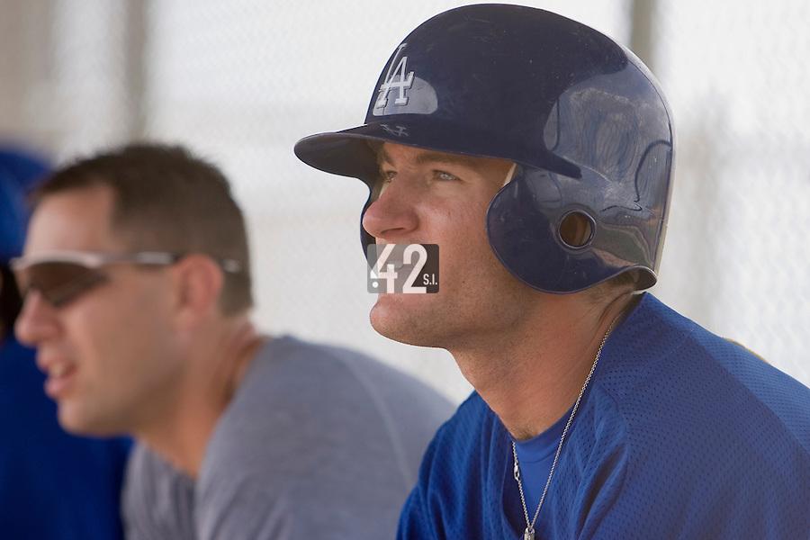 BASEBALL - MLB - STADIUM PARKWAY VIERA - MELBOURNE (USA) - 20/05/2008 - PHOTO: CHRISTOPHE ELISE.JORIS BERT (LOS ANGELES DODGERS)