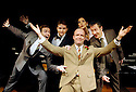 Round The Horne Revisited  with Jonathan Rigby as Kenneth Horne,opens at the Venue 22/1/03  CREDIT Geraint Lewis